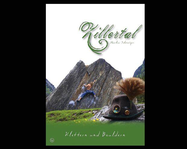 KL Zillertal Kletterführer erste Auflage Titelbild