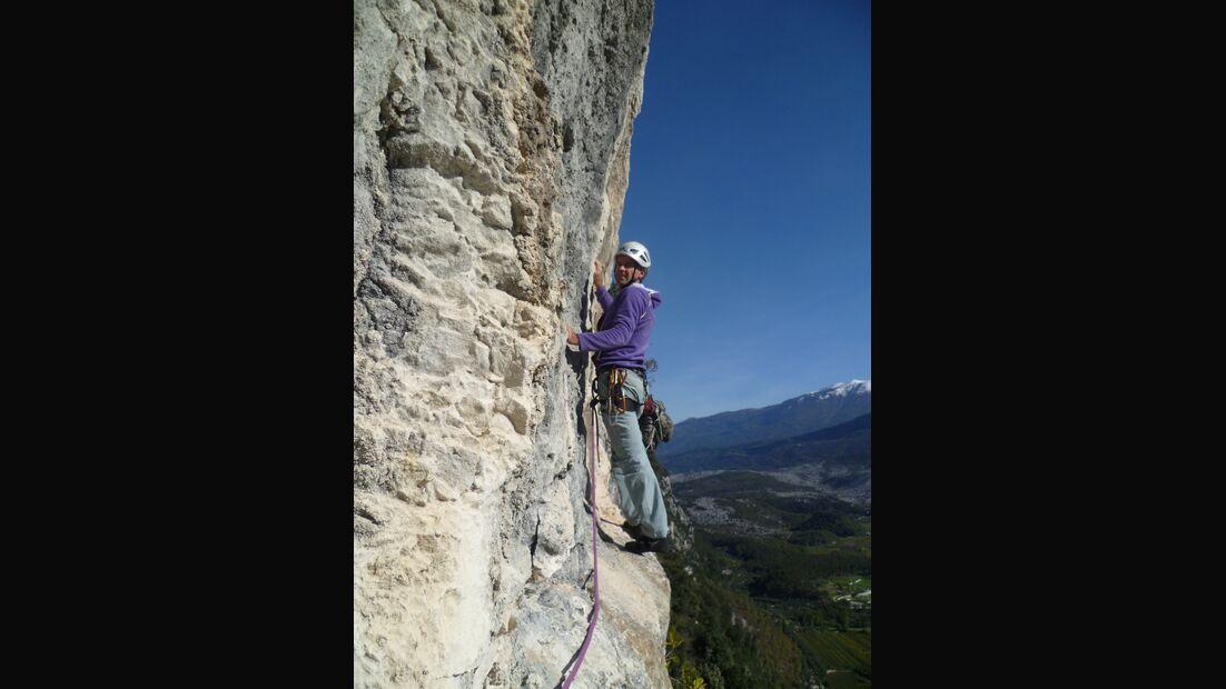 KL-alpines-Sportklettern-Sarcatal-Gardasee-c-Franz-Heiss-Canto del Indria 2
