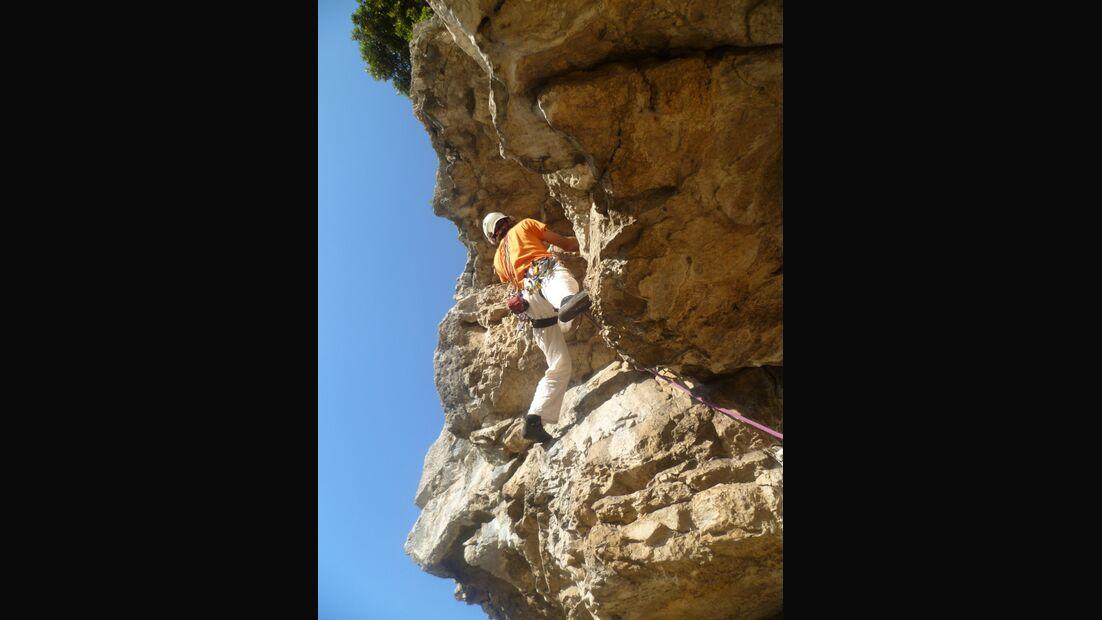 KL-alpines-Sportklettern-Sarcatal-Gardasee-c-Franz-Heiss-Via per Marco Simoni