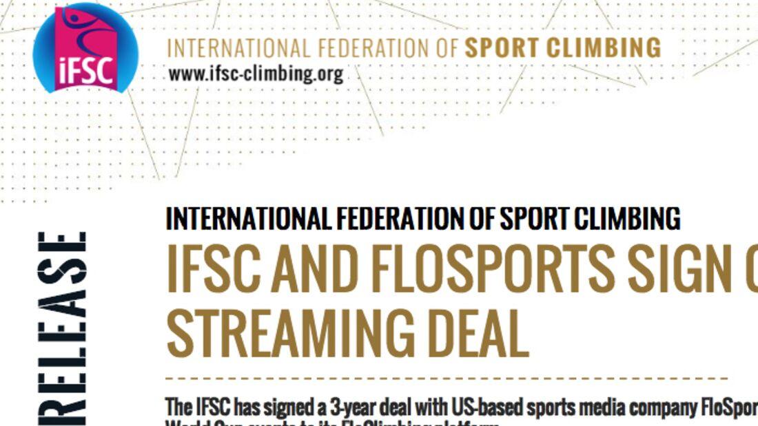 KL ifsc flosports deal pm teaser