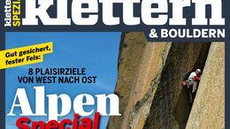 KLETTERN Alpen-Special