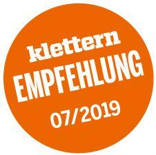 KLETTERN-Empfehlung 7-2019