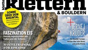 KLETTERN-Magazin 2-2021