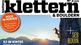 KLETTERN Magazin 3-2021