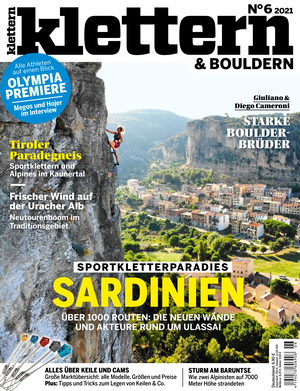 KLETTERN Magazin 6-2021