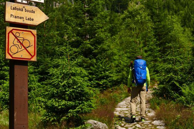 Kai-Uwe testet den Creon Guide im Riesengebirge 14