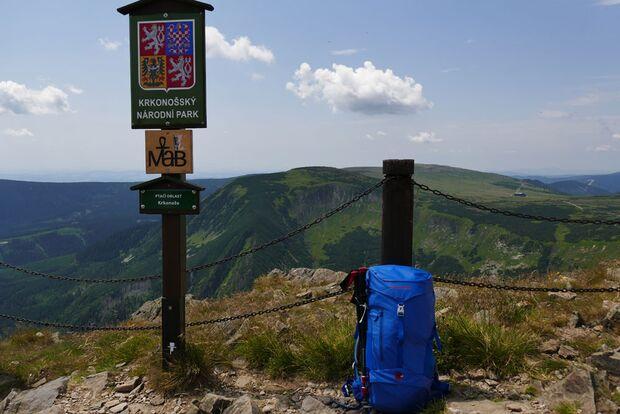 Kai-Uwe testet den Creon Guide im Riesengebirge 16