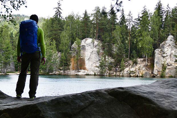 Kai-Uwe testet den Creon Guide im Riesengebirge 17