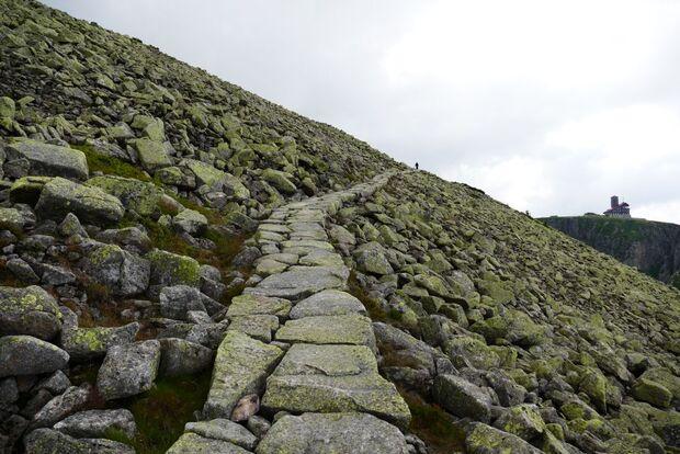 Kai-Uwe testet den Creon Guide im Riesengebirge 30