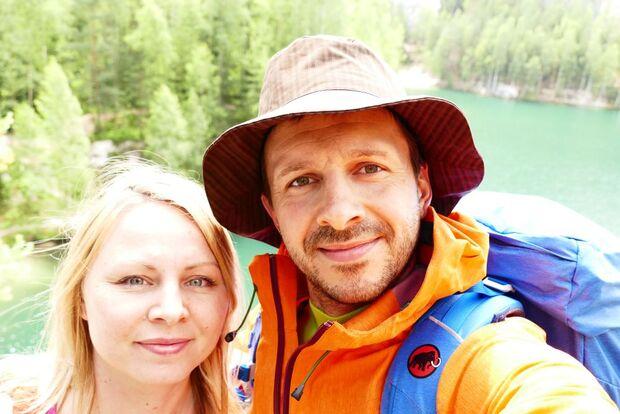 Kai-Uwe testet den Creon Guide im Riesengebirge 31