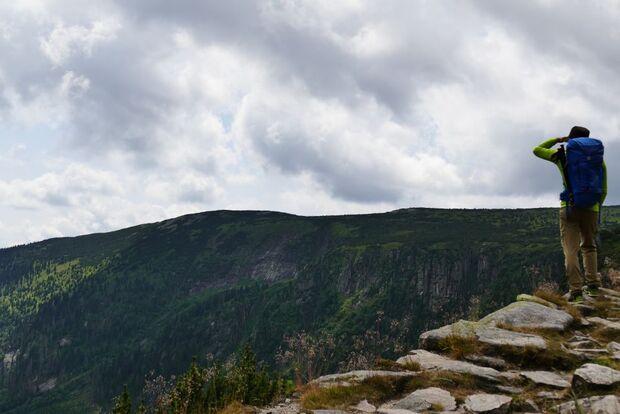 Kai-Uwe testet den Creon Guide im Riesengebirge 8