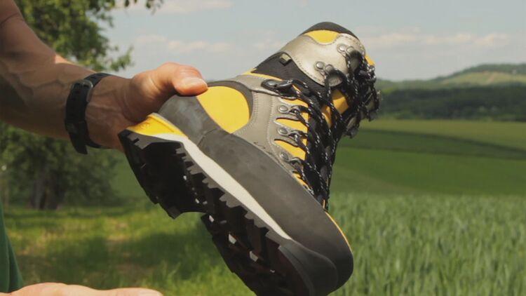 Hart im Nehmen: Trekkingschuhe im Test outdoor