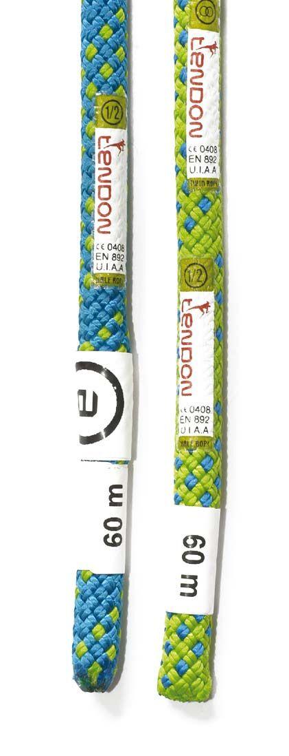 Kl Doppelseil tendon Master 7.8