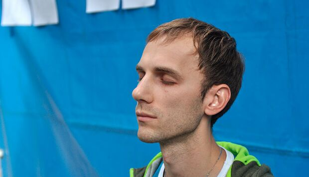 Kletter-Wettkampf: Rock Master Arco am Gardasee (Bilder International Open Lead) 36