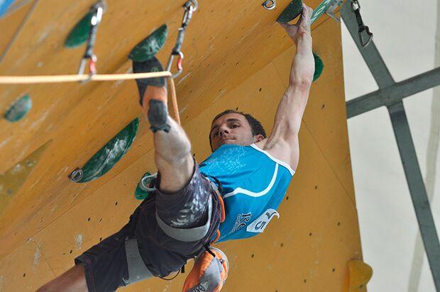 Kletter-Wettkampf: Rock Master Arco am Gardasee (Bilder International Open Lead) 53
