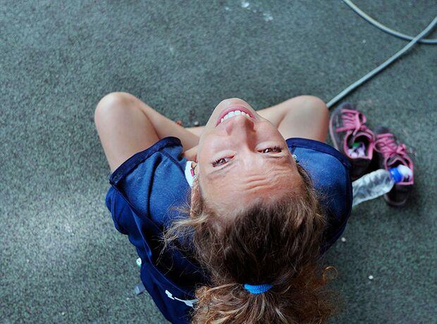 Kletter-Wettkampf: Rock Master Arco am Gardasee (Bilder International Open Lead) 6