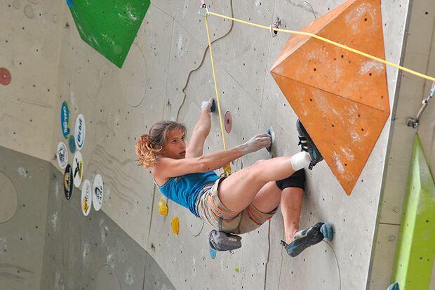 Kletter-Wettkampf: Rock Master Arco am Gardasee (Bilder International Open Lead) 67
