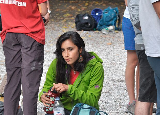 Kletter-Wettkampf: Rock Master Arco am Gardasee (Bilder International Open Lead) 8
