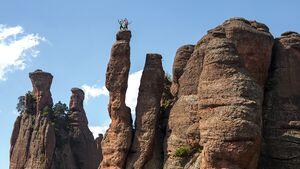 Klettern in Belogradtschik