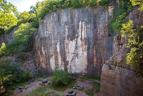 Klettern in Ungarn