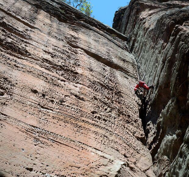Klettern in der Pfalz: Routentipps
