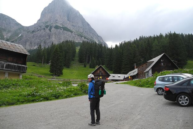 Kletterrucksack-Praxistest von Melanie 4