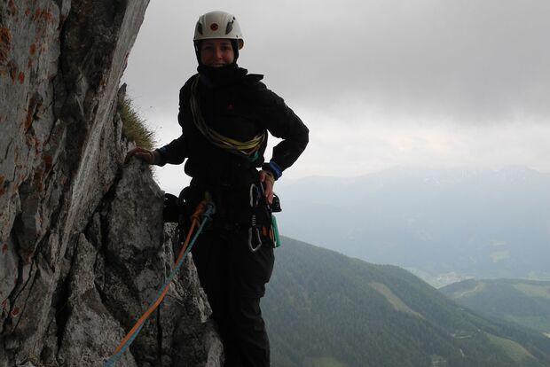 Kletterrucksack-Praxistest von Melanie 6