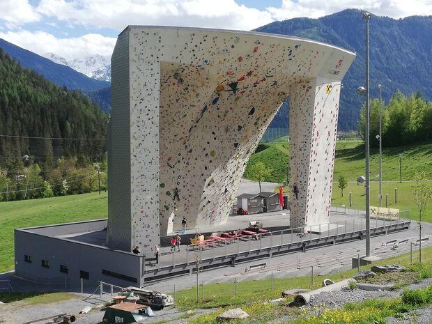 Kletterzentrum Imst, Tirol