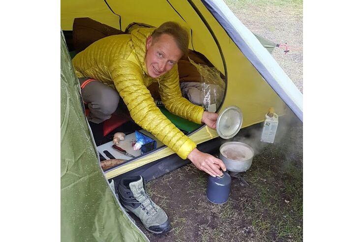 Kochen & Ernährung beim Camping