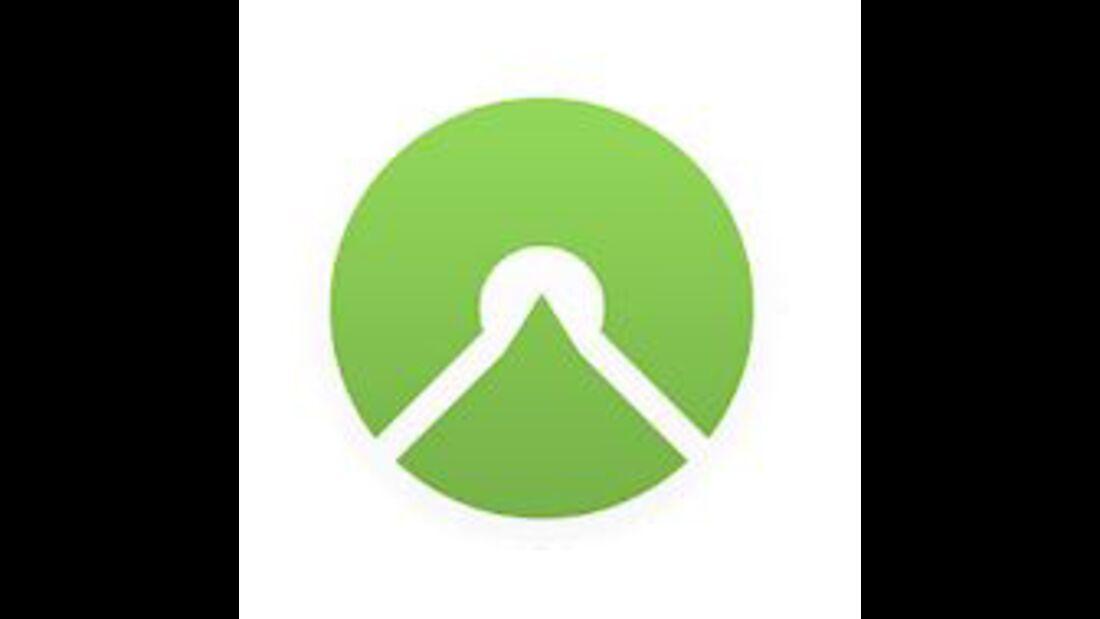 Komoot App - Logo