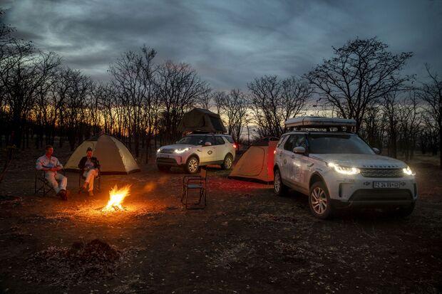 Land Rover & E.O.F.T.