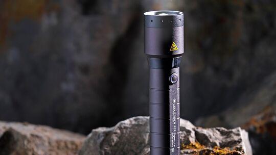 Ledlenser P7R Taschenlampe