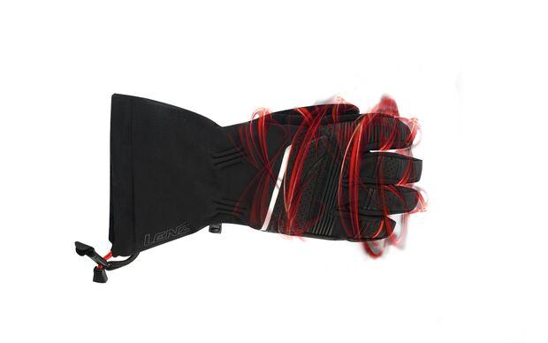 Lenz heat glove 6.0 finger cap men - Handschuh