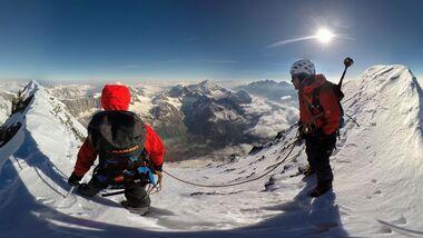 MAMMUT #project360 - Matterhorn, Hörnligrat