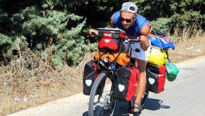 MB 2014 Pedal The World Felix Starck Fahrrad Bike Weltreise 3