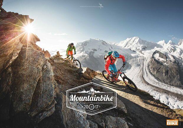 MB 2016 Kalender Best of Mountainbike 2017 Titel