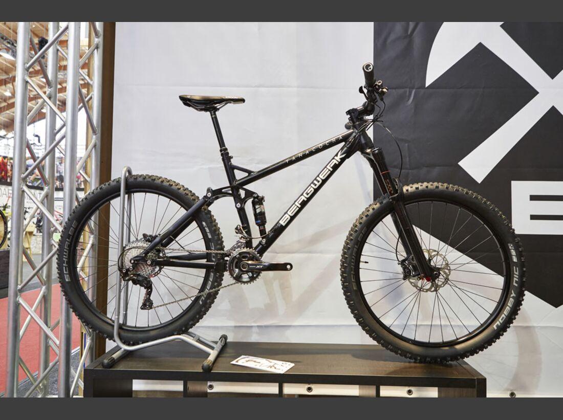 MB Bergwerk Bike-Neuheiten 2017
