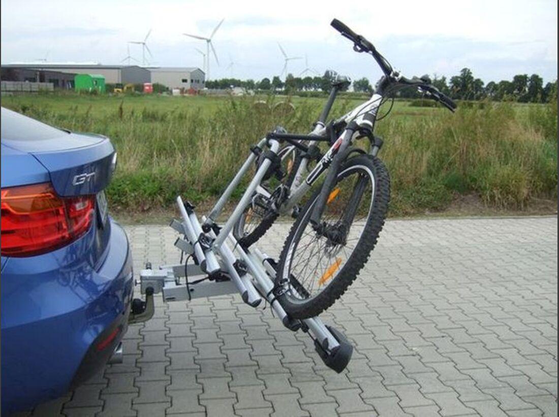 MB Fahrradträger Marktübersicht Anhängerkupplungsträger 2016 Alutrans Backboxx 4