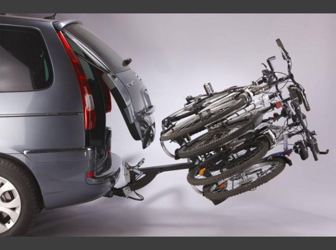 MB Fahrradträger Marktübersicht Anhängerkupplungsträger 2016 Fahrradträger Marktübersicht 2016: Anhängerkupplungsträger