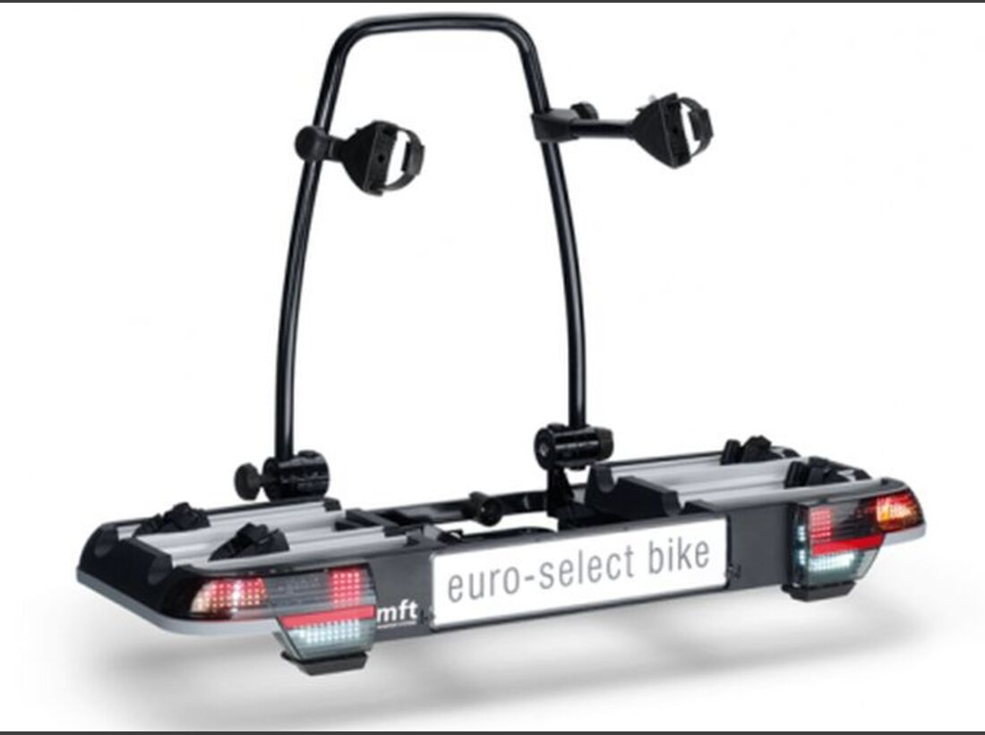 MB Fahrradträger Marktübersicht Anhängerkupplungsträger 2016 MFT Backpower