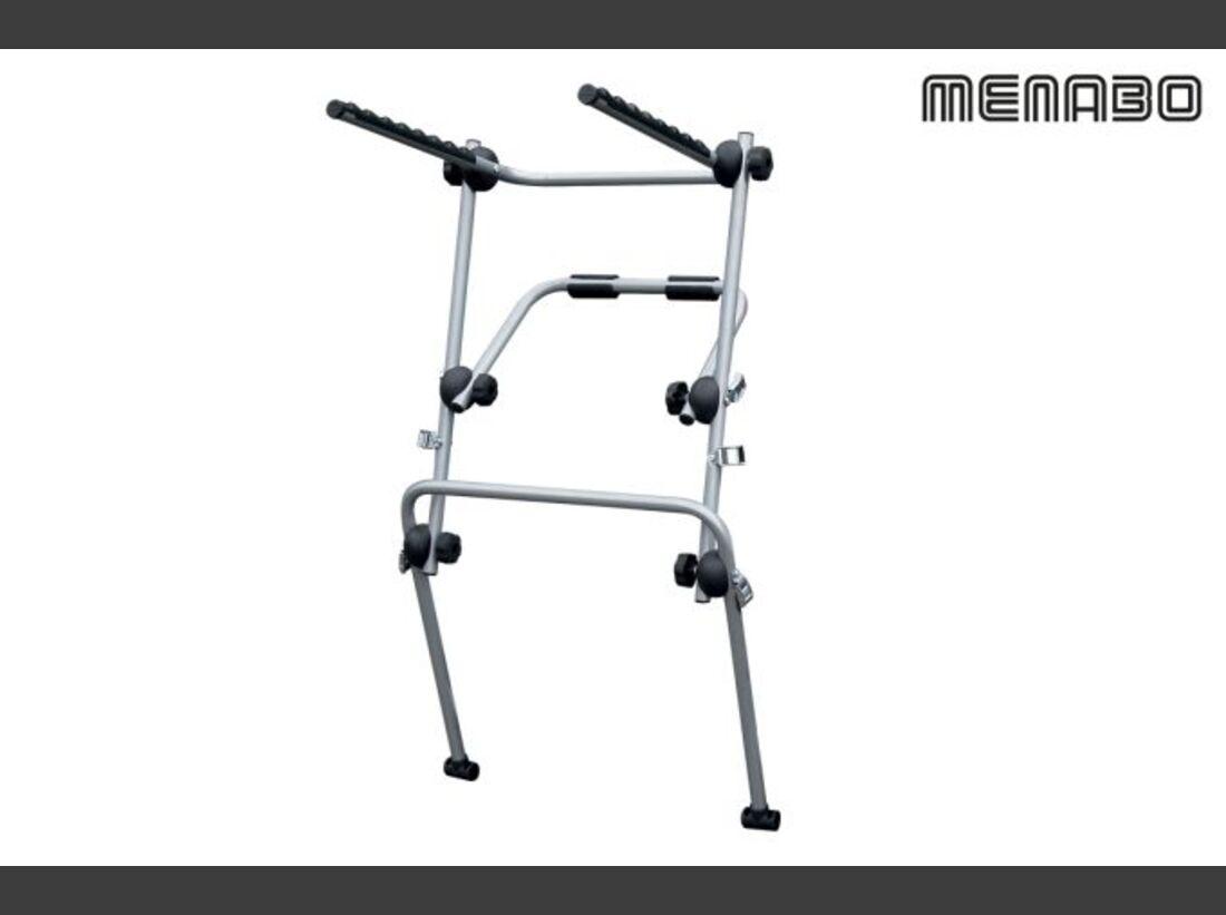 MB Fahrradträger Martübersicht Heckträger 2016 Menabo Main