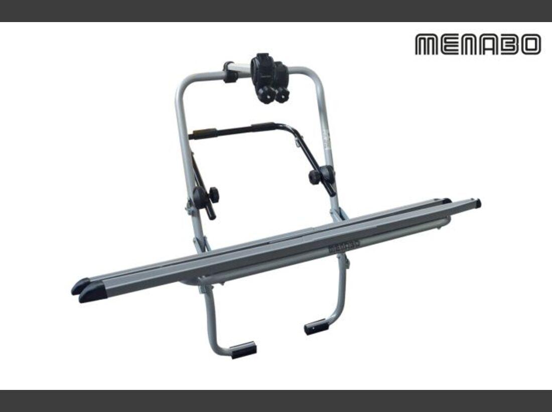 MB Fahrradträger Martübersicht Heckträger 2016 Menabo Steelbike 2