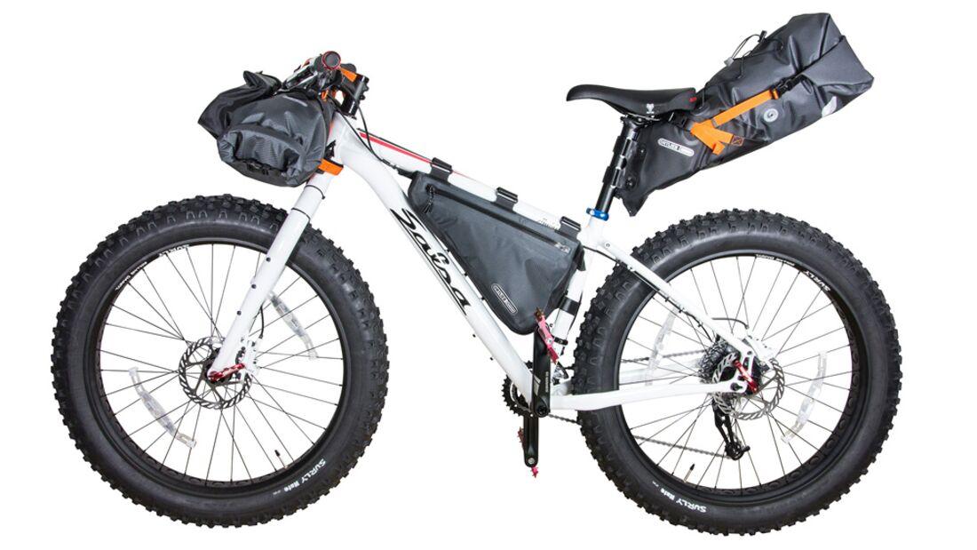 MB RB Ortlieb Bikepacking Tasche