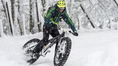 MB Snow Epic 2015 Fatbike Drift Stage 5
