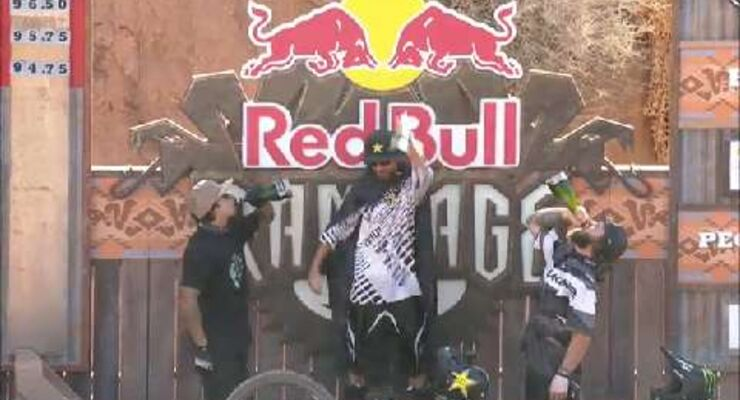 MB Video Red Bull Rampage 2015 - Highlights