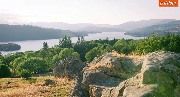 Märchenhafte Welt: Lake District in England