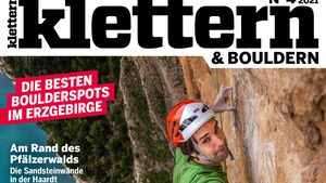 Magazin KLETTERN 4-2021