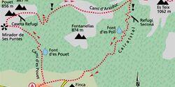 Mallorca Tour 3 Karte