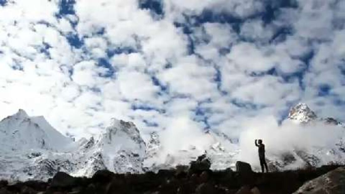 Mammut Peak Project - Cerro Kishtwar in Indien