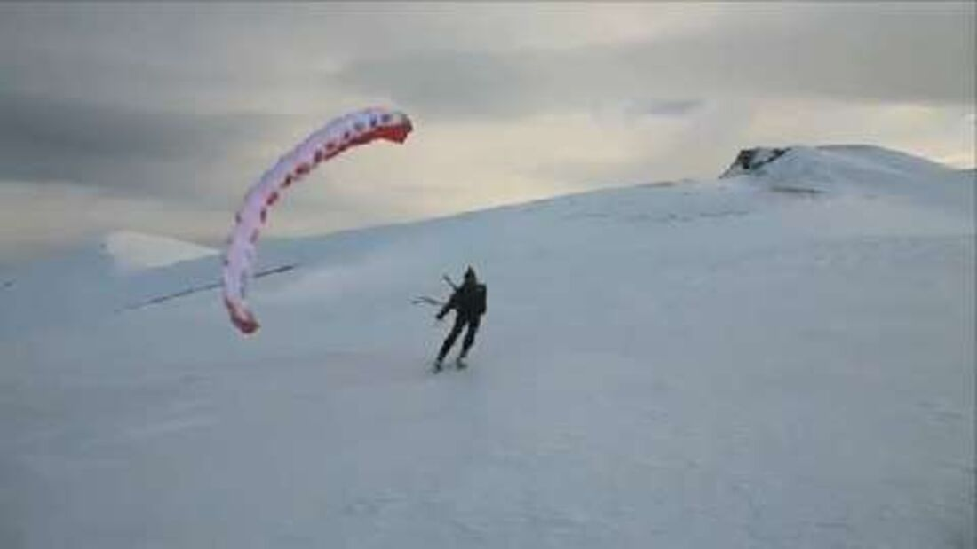 Mammut Peak Project - Speed-flying on Etna